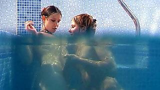 lesbian seduction videos